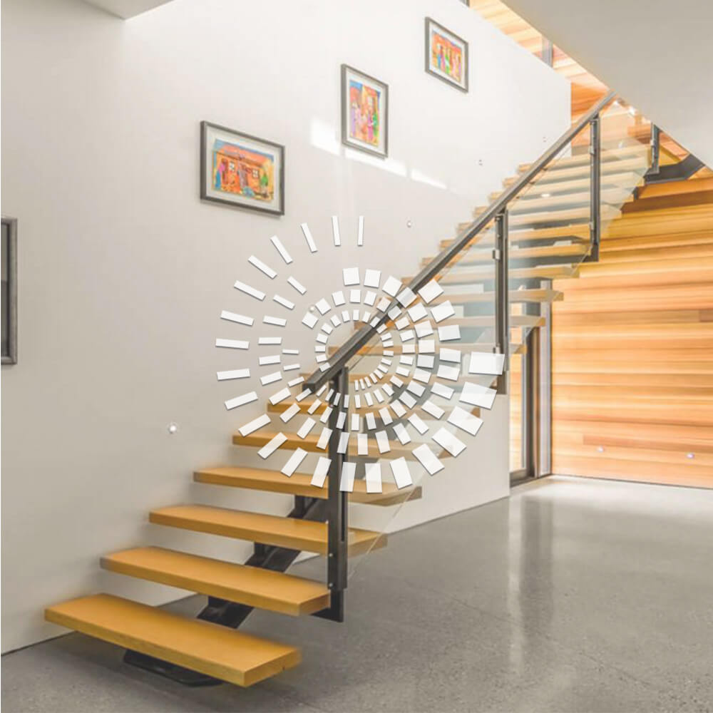 Деревянная лестница ДЛ-4