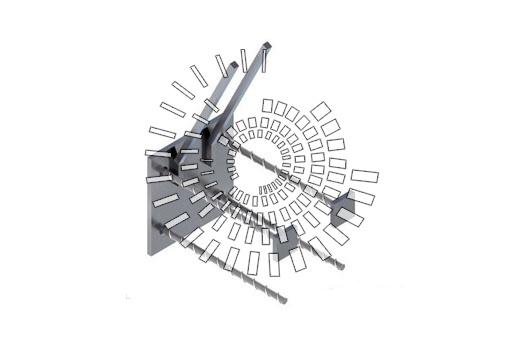 Закладная деталь МН-301-305 компании InoxMetal