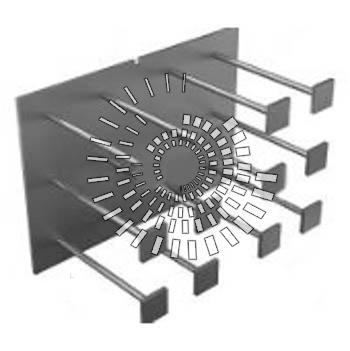 Закладная деталь МО-1 компании InoxMetal