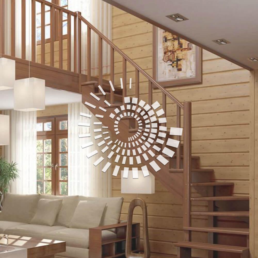 Лестница для загородного дома ЛЗД-4