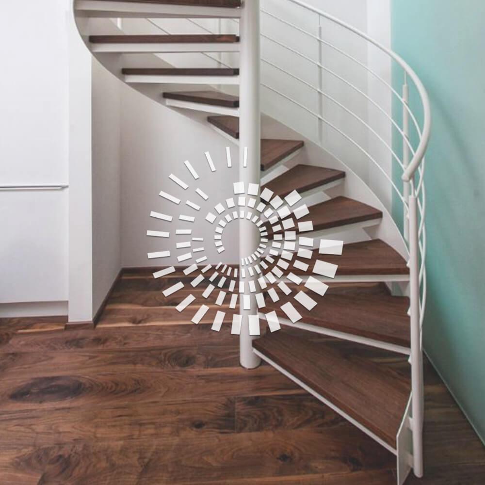 Лестница для загородного дома ЛЗД-5