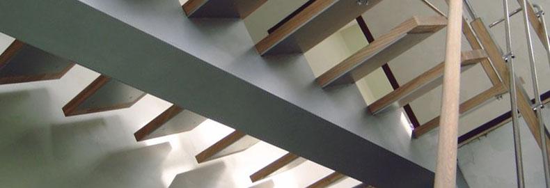 Косоурные лестницы