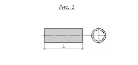 Схема закладной детали МН 802-834 компании InoxMetal