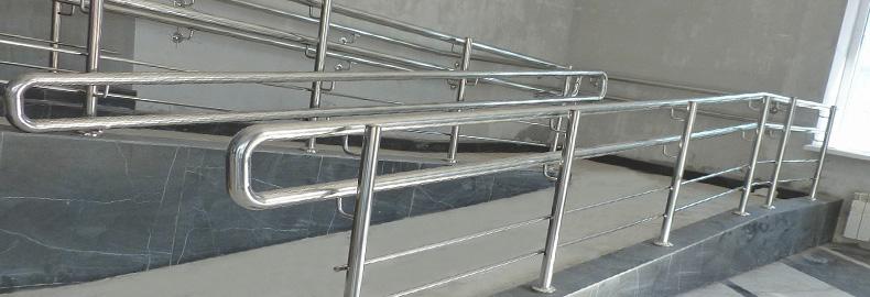 Пандусы. Пандусы из бетона