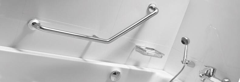 Поручни для ванной и душевой