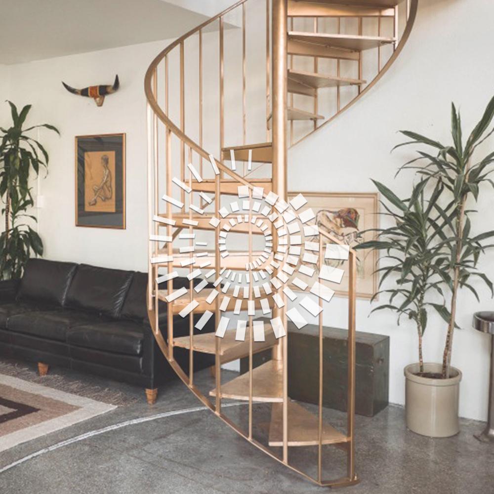 Винтовая лестница ВЛ-2