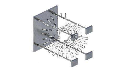 Закладная деталь МН-118-126 компании InoxMetal