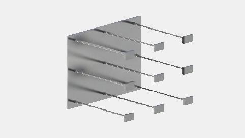 Закладная деталь МН-158-162 компании InoxMetal