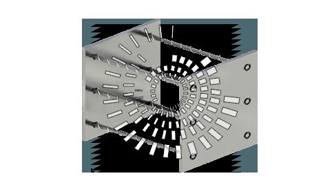 Закладная деталь МН-210-217 компании InoxMetal
