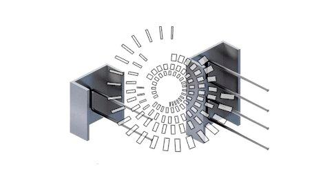 Закладная деталь МН 558-565 компании InoxMetal