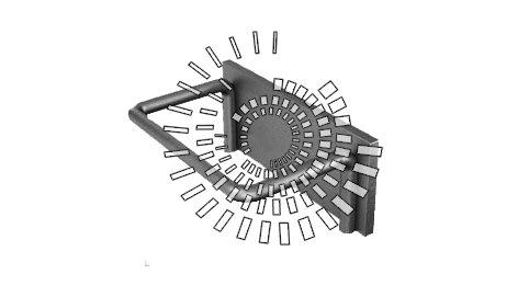 Закладная деталь МН 801 компании InoxMetal