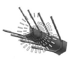Закладная деталь МН 549-557 компании InoxMetal